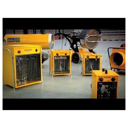 Master B9EPB Elektrische Heater 9kW