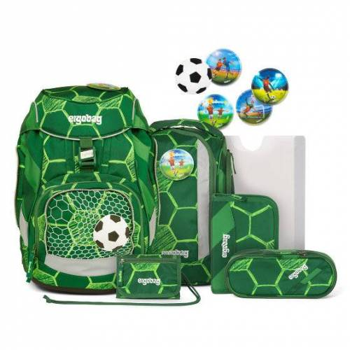 Ergobag Pack Schooltas Set 6pc. incl. Kletties elfmetbär