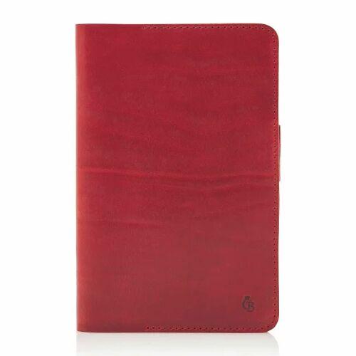 Castelijn & Beerens Gaucho Notitieboekje Leer 22 cm red