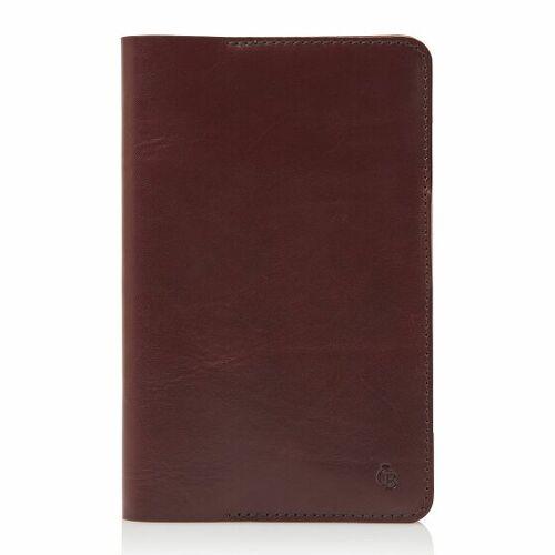 Castelijn & Beerens Gaucho Notitieboekje Leer 22 cm mocca