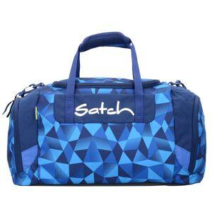 satch Duffle Bag sporttas 44 cm blau blue crush