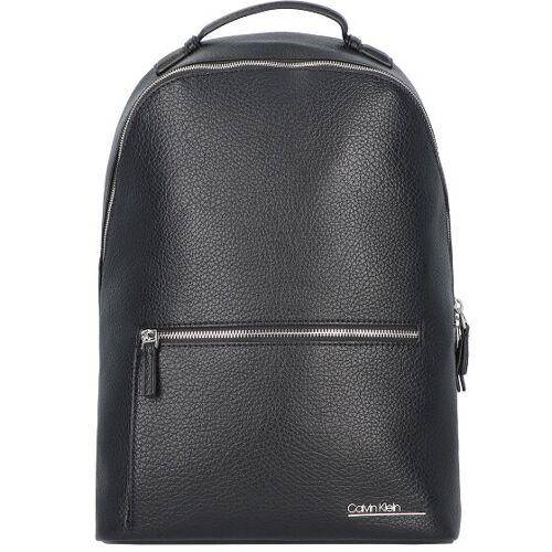 Calvin Klein Round BP City Rugzak 43 cm black