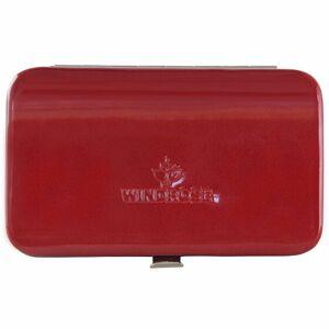 Windrose Glamour Manicure Set 4pc. 11 cm Rot
