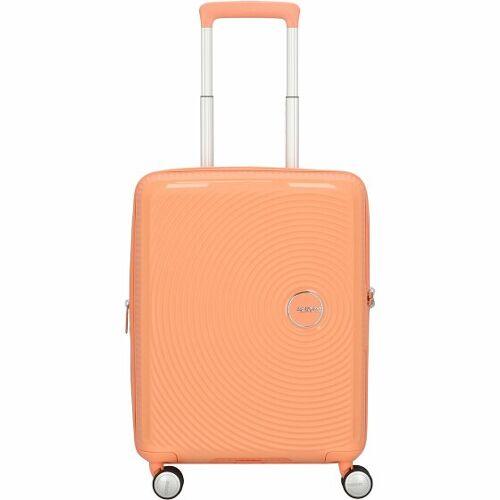 American Tourister Soundbox Handbagage 4 wielen 55 cm cantaloupe