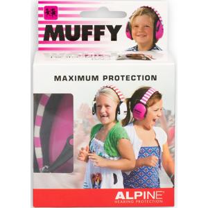 Alpine Muffy Oorkap Roze