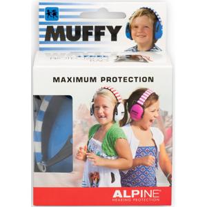 Alpine Muffy Oorkap Blauw