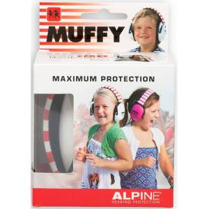 Alpine Muffy Oorkap Wit