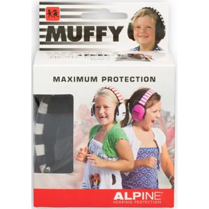 Alpine Muffy Oorkap Zwart