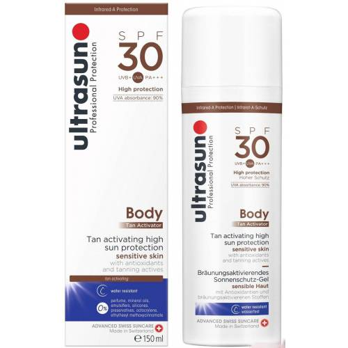 Ultrasun Body Tan Activator SPF30