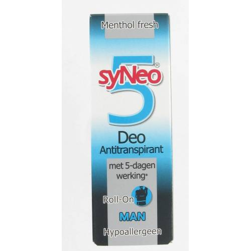 Syneo 5 Man Anti-transpirant Roll-On 50ml