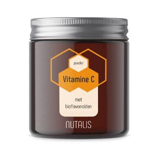 Nutalis Vitamine C Poeder met Bioflavonoïden