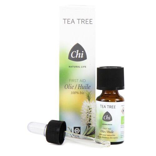 Chi Tea Tree Eerste Hulp Olie