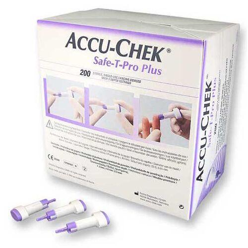 Roche Accu-Chek Safe-T-Pro-Plus Lancetten