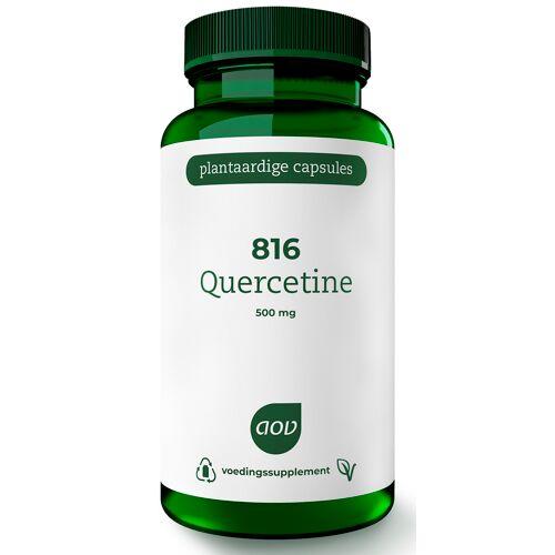 AOV 816 Quercetine Extract Vegacaps