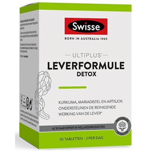 Swisse Leverformule Detox Tabletten