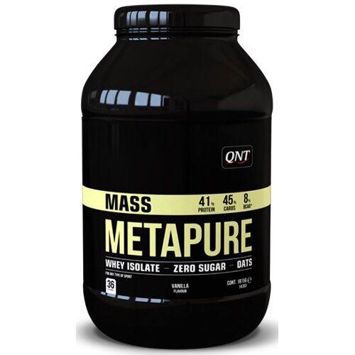 Qnt Metapure Mass Suikervrij Vanille