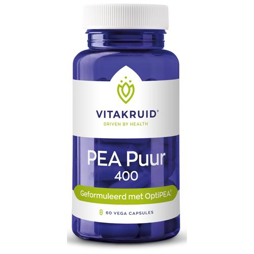 Vitakruid PEA Puur 400 Capsules