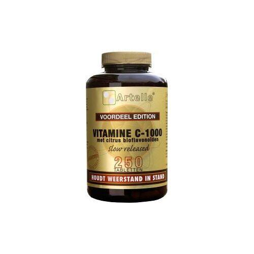 Artelle Vitamine C1000 Bioflavonoiden Tabletten 250st*
