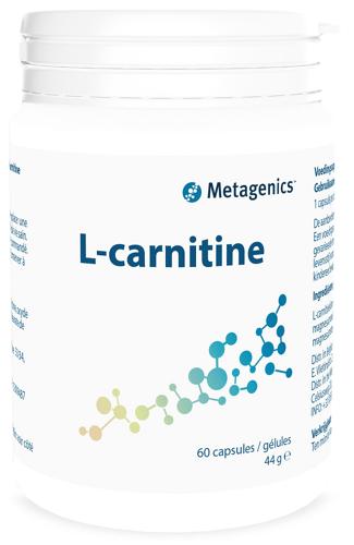 Metagenics L-Carnitine Capsules