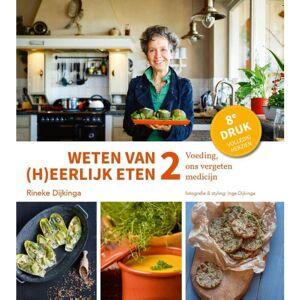 DeOnlineDrogist.nl Weten Van (H)eerlijk Eten Boek deel 2
