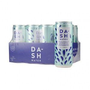 Dash Water Cucumber (12 x 330 ml)