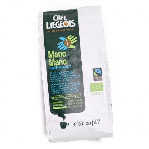 Ground coffee Café Liégeois