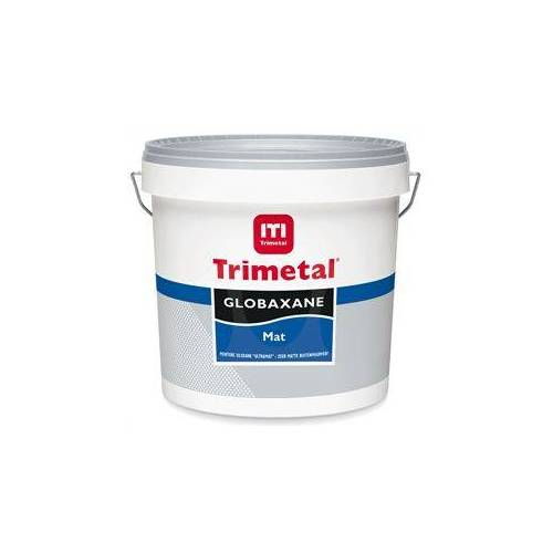 Trimetal Globaxane Mat - Wit - 10 l