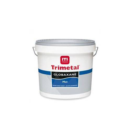 Trimetal Globaxane Mat - Wit - 5 l