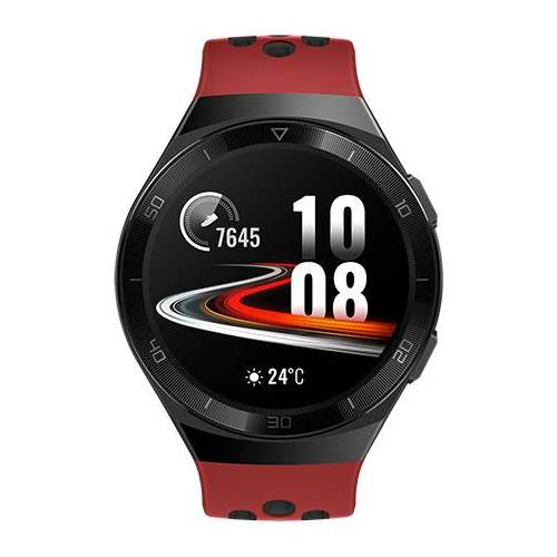 Huawei Watch GT 2e - Smartwatch - GPS - Heart rate monitor - 1,36 Inch- 14 days battery - Lava red