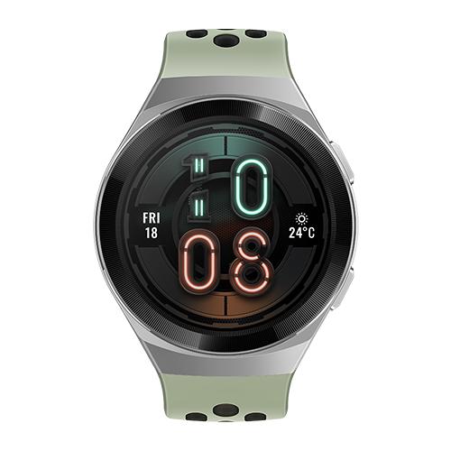 Huawei Watch GT 2e - Smartwatch - GPS - Heart rate monitor - 1,36 Inch- 14 days battery - Mint Green