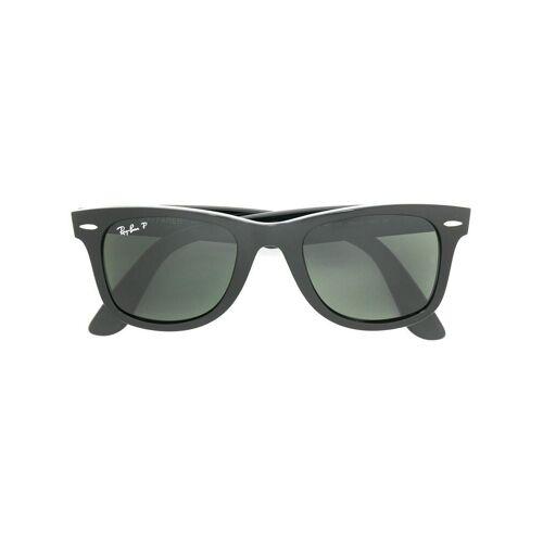 Ray-Ban rechthoekige bril - Zwart