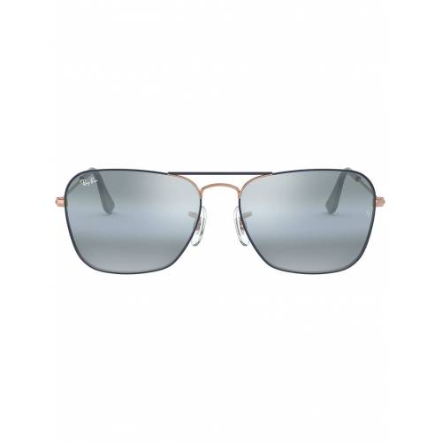 Ray-Ban Caravan zonnebril - Blauw