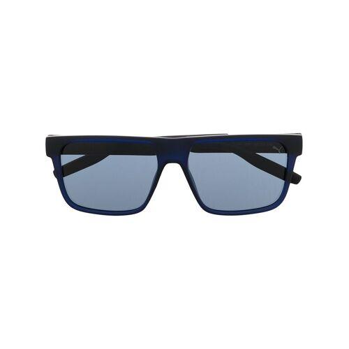 Puma Getinte zonnebril - Blauw