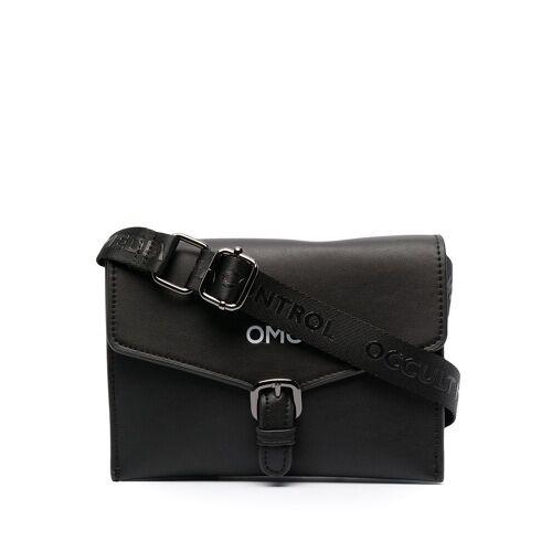 Omc Tas met omslag - Zwart