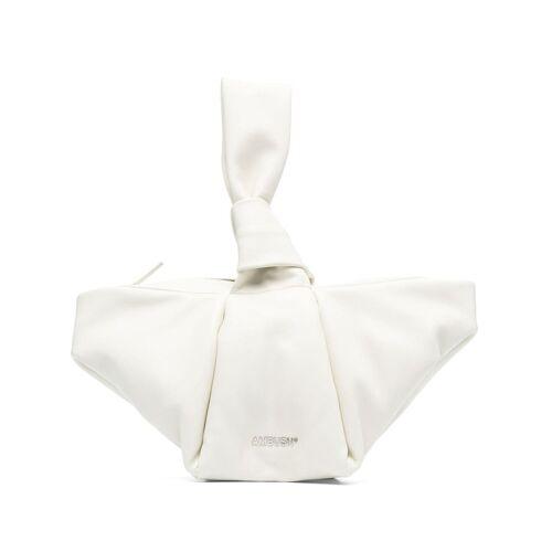 AMBUSH Tas met omslag - Wit
