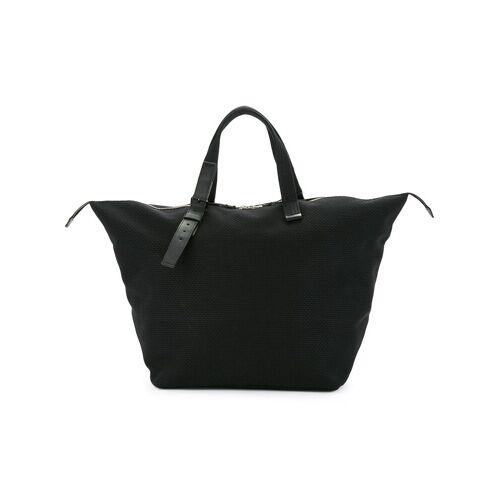 Cabas Bowler tas - Zwart