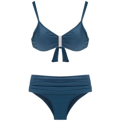Lygia & Nanny Anne bikiniset - Blauw
