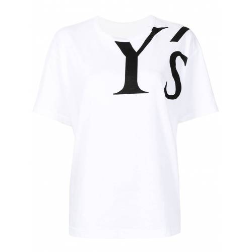 Y's Oversized T-shirt - Wit