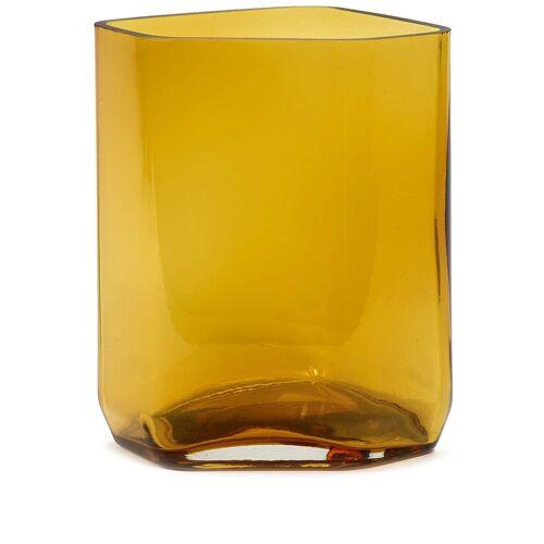 Serax Glazen vaas - Geel