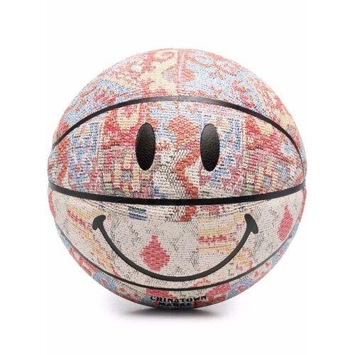 MA®KET Basketbal met print - Rood