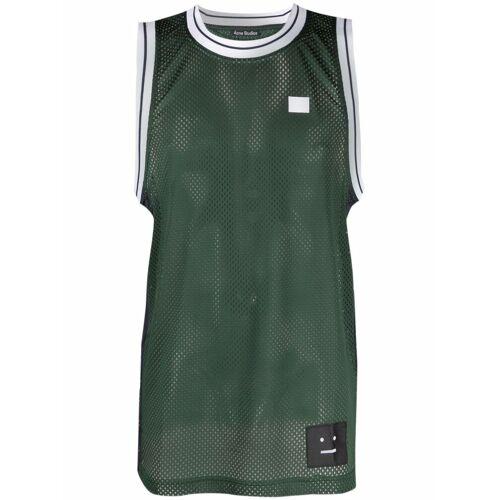 Acne Studios Basketbal jersey - Groen