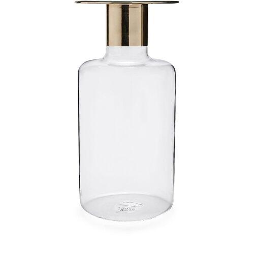 Serax Glazen fles (28 cm) - Wit
