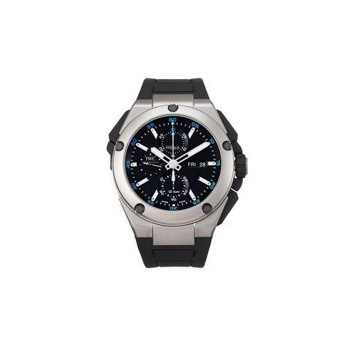 IWC Schaffhausen 2016 pre-owned Ingenieur horloge - Zwart