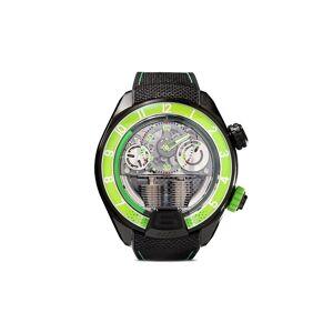 HYT H4 Titanium horloge - GREEN