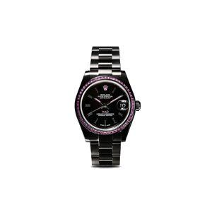 MAD Paris Lady Datejust Rolex horloge - Zwart