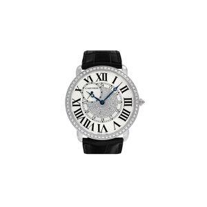 Cartier Pre-owned Ronde Louis horloge - Zwart