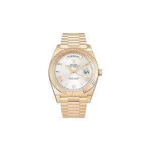 Rolex Day-Date horloge - Zilver