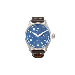IWC Schaffhausen 2021 ongedragen Big Pilot 'Le Petit Prince' horloge - Blauw