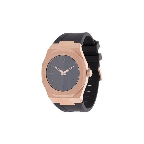 D1 Milano Mechanisch horloge - Zwart