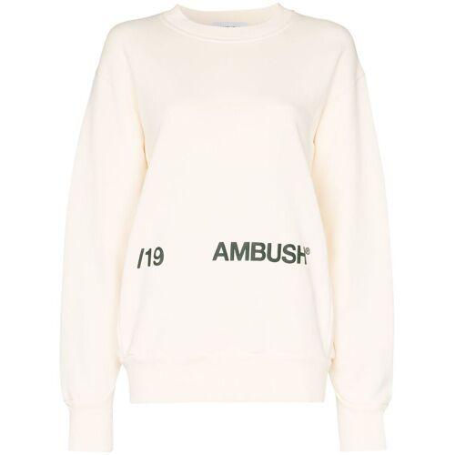 AMBUSH Trui met grafische print - Wit